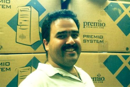 Moustache and a whole bunch of Premios